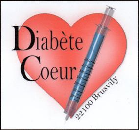 logodiabetecoeur