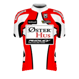 TEAM OSTER HUS - RIDLEY