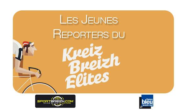 Link to Les jeunes reporters du KBE 2015